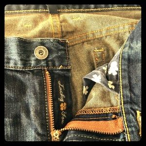 Lucky Brand Jeans! Barely worn. Size 14.